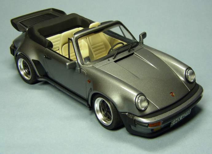 Fujimi Porsche 911 Turbo Cabriolet