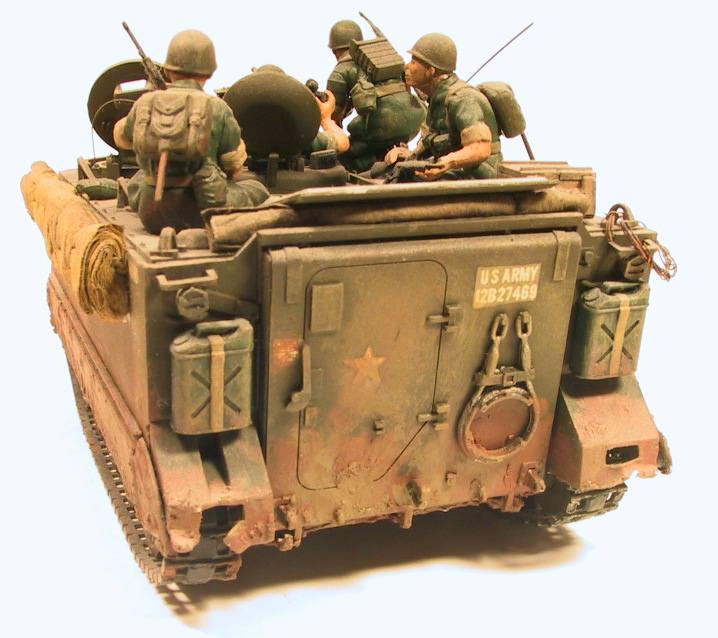 Water Based Car Paint >> Military Models / Vietnam